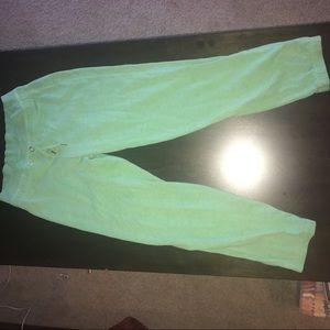 Victoria's Secret Intimates & Sleepwear - Victoria's Secret cropped sweatpants